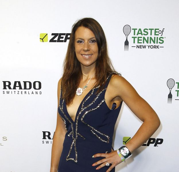 Marion Bartoli est partie sublimer son bronzage à Necker Island.