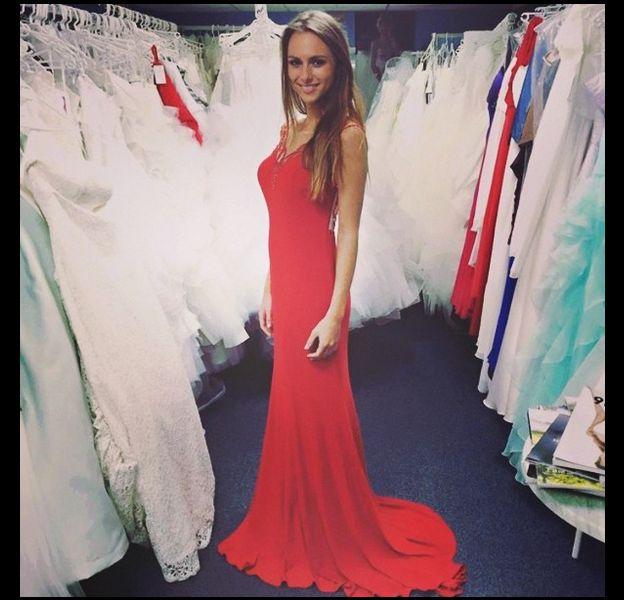 Océane Pagenot, alias Miss Champagne-Ardenne 2015, rêve depuis toute petite de devenir Miss France.