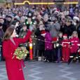 Mary du Danemark débute les festivités à Copenhague