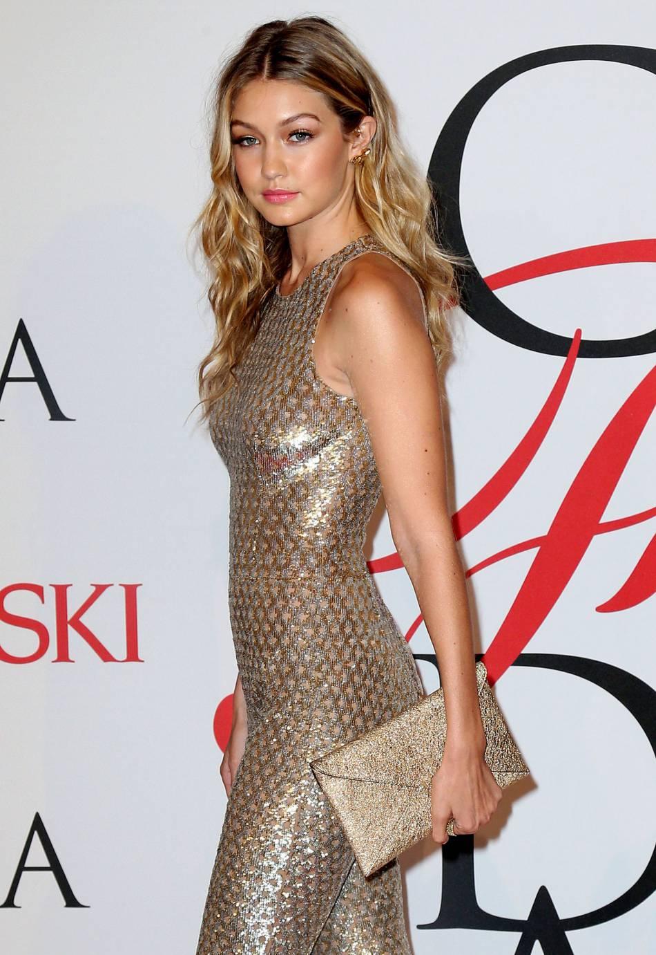 A 20 ans, Gigi Hadid est un des mannequins les plus en vogue du moment.
