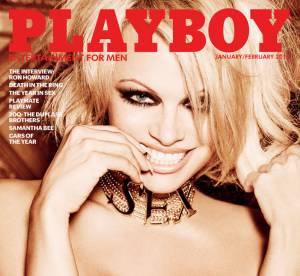 Pamela Anderson : à 48 ans elle est la dernière à poser nue pour Playboy