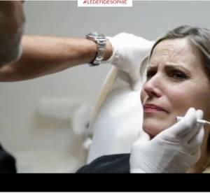 Sophie Favier : déjà -10 kilos sur la balance et séance de Botox filmée (vidéo)