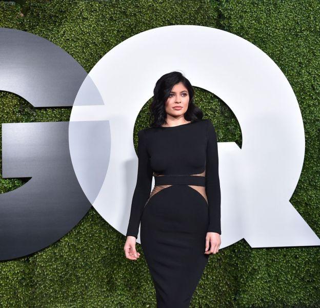 Kylie Jenner à la soirée des GQ Men of the year à Los Angeles le 3 décembre 2015.