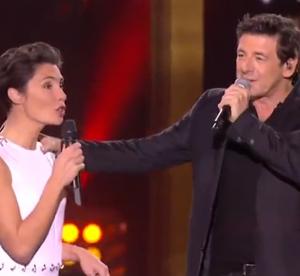 Alessandra Sublet : récadrée par Patrick Bruel en direct sur TF1