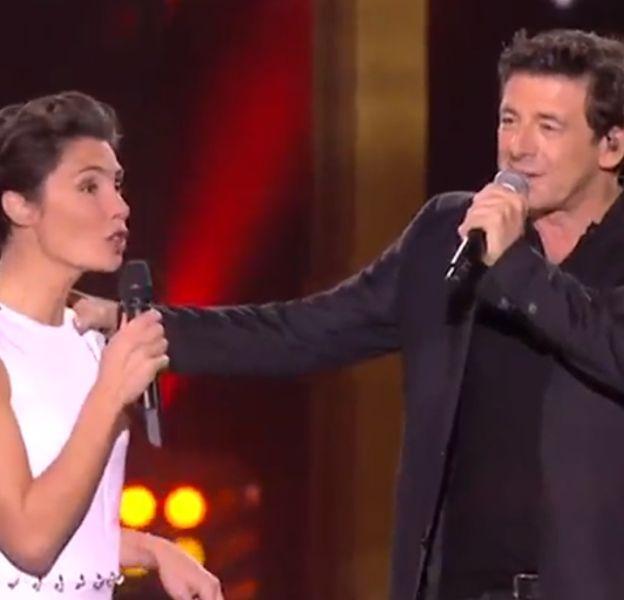 Patrick Bruel n'a pas été tendre avec Alessandra Sublet ce vendredi 4 novembre sur TF1.