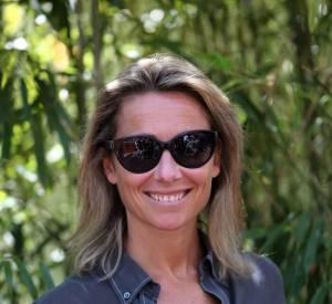 Anne-Sophie Lapix veille à prendre du temps pour s'occuper de ses enfants.