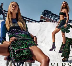 Gigi Hadid, Natasha Poly et Raquel Zimmermann nouvelles égéries Versace