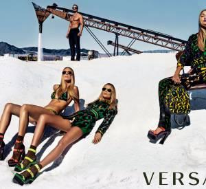 La campagne Versace Printemps-Été 2016.