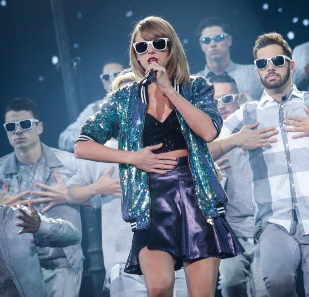 Taylor Swift décroche sept nominations aux Grammy Awards 2016.