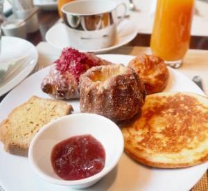 Bien être : Le fabuleux petit-déjeuner du Royal Monceau