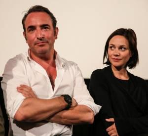 Jean Dujardin et Nathalie Péchalat sont les heureux parents d'une petite Jeanne, née samedi.