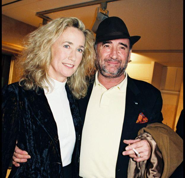 """Brigitte Fossey et Claude Brasseur, inséparables depuis """"La Boum"""" en 1980."""