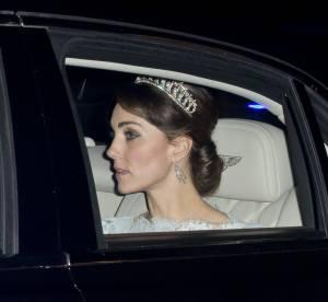 Kate Middleton : princesse de conte de fées avec le diadème de Diana
