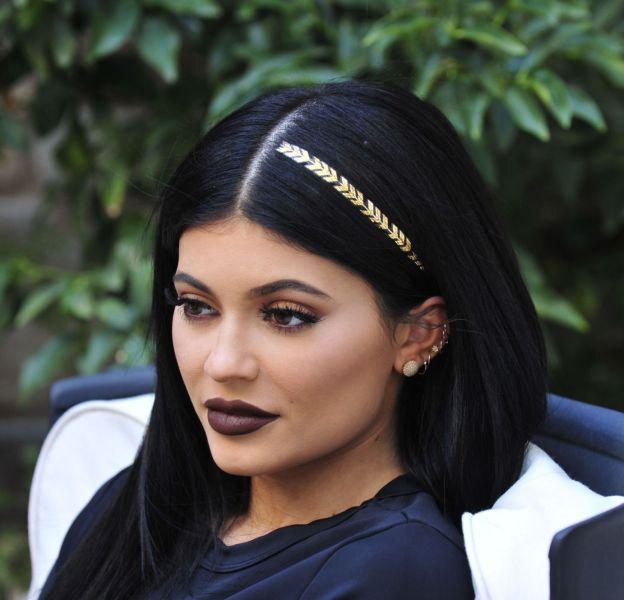 Kylie Jenner dévoile une nouvelle fois sa poitrine sur Instagram.