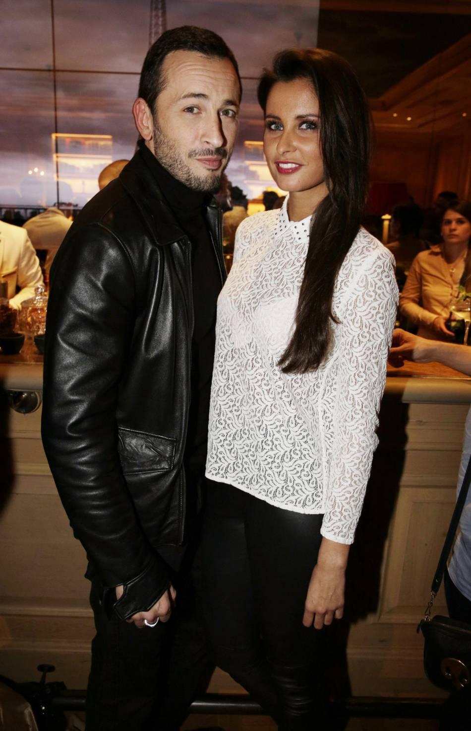 Malika Ménard et Michaël Cohen, un couple très très sexy et bien assorti !