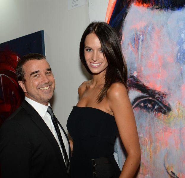 Jade et Arnaud Lagardère ont accueilli leur premier fils le 16 janvier dernier.