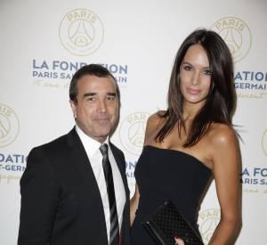 Jade et Arnaud Lagardère, heureux parents d'un petit Nolan.