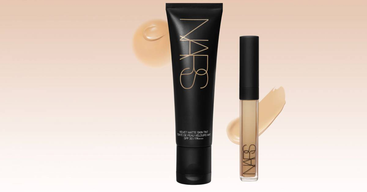 beaut velvet matte skin tint nouveau fond de teint must have de nars. Black Bedroom Furniture Sets. Home Design Ideas