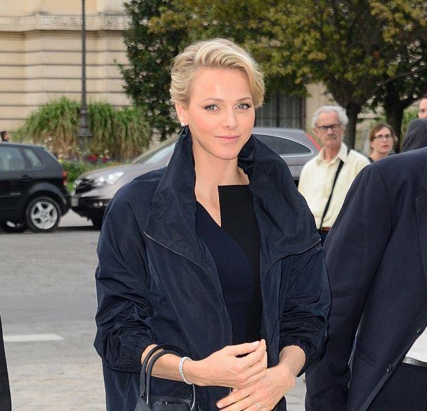 La princesse Charlène s'est déguisée en cowgirl pour l'anniversaire de son père Mike Wittstock.