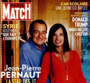 L'intégralité de l'interview d'Arielle Dombasle est à retrouver dans le dernier numéro de Paris Match, actuellement dans les kiosques.
