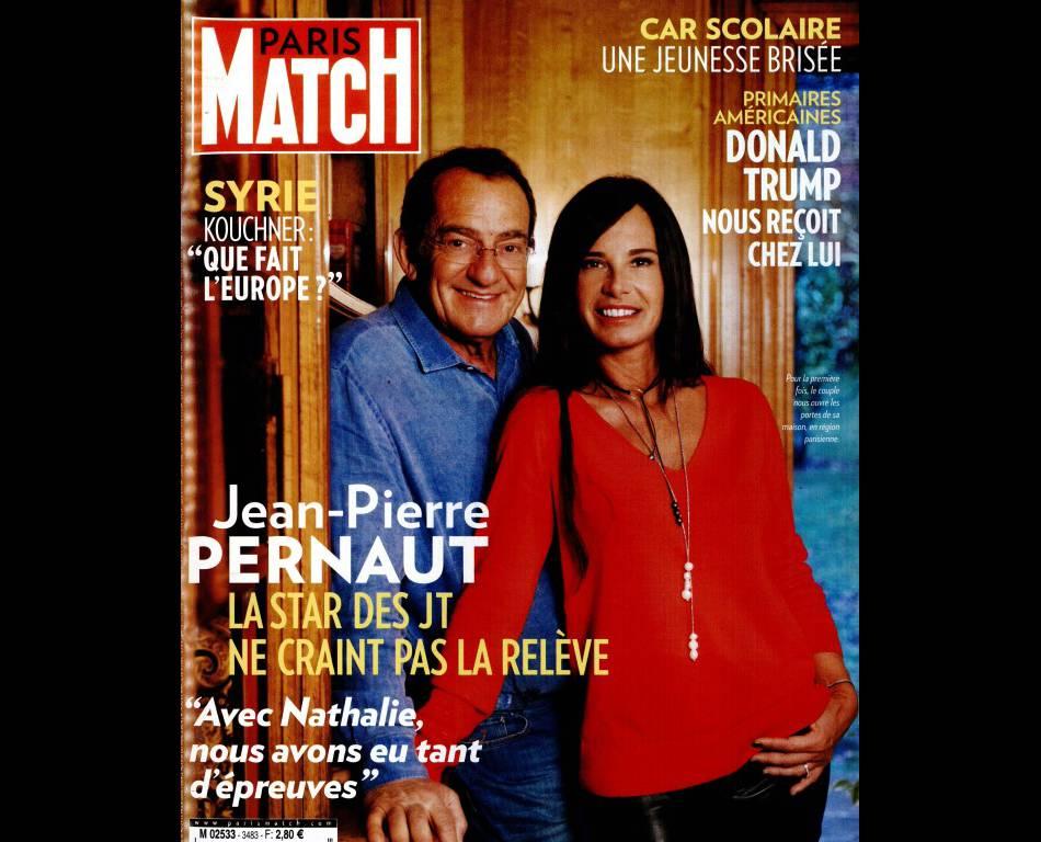 L'intégralité de l'interview d'Arielle Dombasle est à retrouver dans le dernier numéro de  Paris Match , actuellement dans les kiosques.