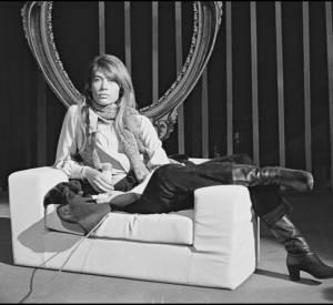 Dans les années 70, toutes les rock stars ou presque courtisaient Françoise Hardy.
