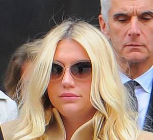 Kesha à New-York le 19 février 2016.