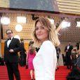 """Caroline Receveur lors de la 69ème édition du Festival de Cannes lors de la présentation du film """"Ma loute""""."""