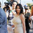 Depuis son accouchement en décembre, Kim Kardashian fait du sport intensif deux fois par jour.