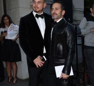 Marc Jacobs a quant à lui sorti le blouson en cuir pour la soirée.
