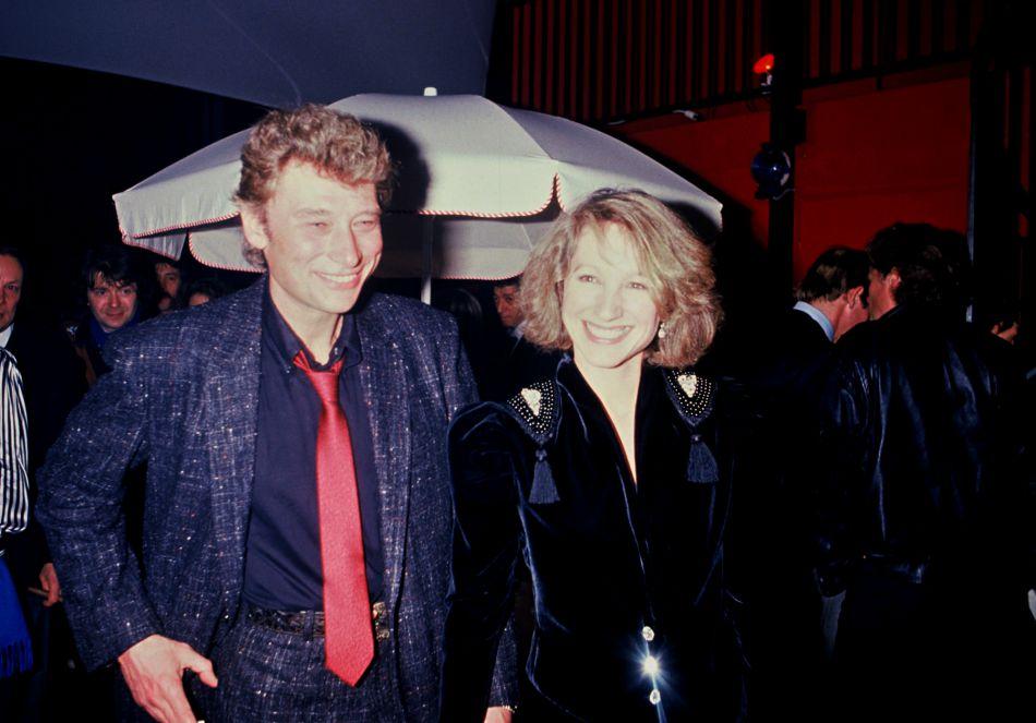Nathalie Baye et Johnny Hallyday ont vécu une hisoire d'amour de 1983 à 1987 et ont surpris tous leurs proches !