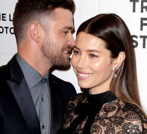 Justin Timberlake et Jessica Biel. De leur union est né un petit Silas.