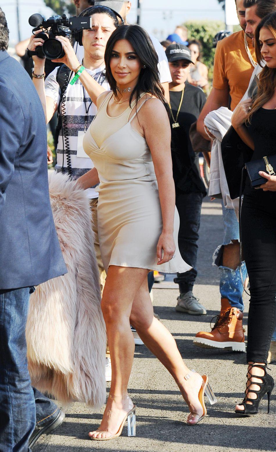 Kim Kardashian a perdu 15 kilos en deux semaines.