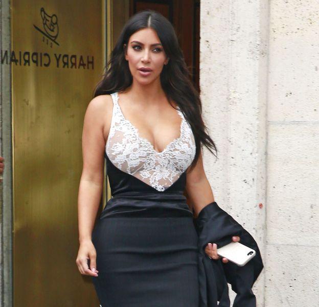Kim Kardashian a posté un nouveau selfie ultra sexy sur Instagram.