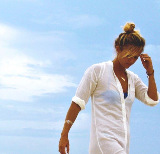 10 idées de coiffure pour aller à la plage.