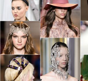 Haute Couture Automne-Hiver 2016/2017 : les accessoires repérés sur les podiums