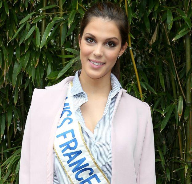La belle Iris Mittenaere, Miss France 2016