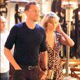 La chanteuse Taylor Swift et son nouveau compagnon, Tom Hiddleston