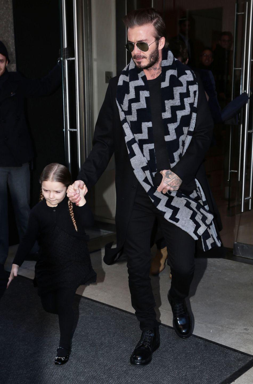 La fille du clan Beckham a passé son anniversaire entourée de toute sa famille.
