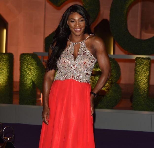 Serena Williams était sublime pour le dîner des champions de Wimbledon.
