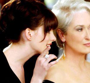 """Ce film a fait la célébrité d'Anne Hathaway et a confirmé le statut """"bankable"""" de Meryl Streep."""
