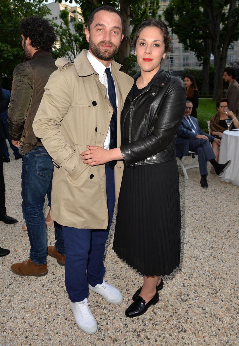 Alysson Paradis et Guillaume Gouix, un adorable couple de célébrités.