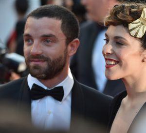 Alysson Paradis et son compagnon Guillaume Gouixau dernier Festival International du Film de Cannes en mai 2016.