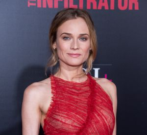 Diane Kruger incendiaire, elle joue les groupies avec Bryan Cranston