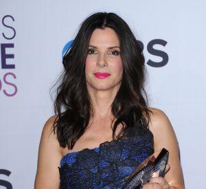 Janvier 2013 : récompensée au People's Choice Awards, l'actrice va chercher son prix dans une robe asymétrique Vera Wang.