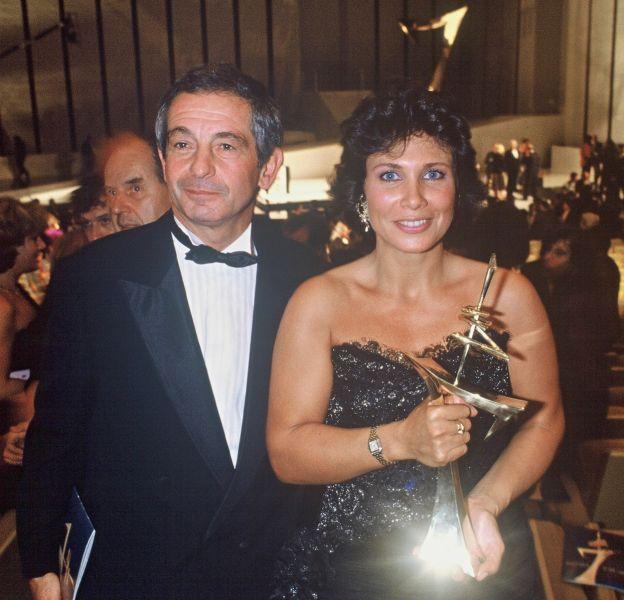 Anne Sinclair et Ivan Levaï ont eu deux enfants ensemble, David et Elie.