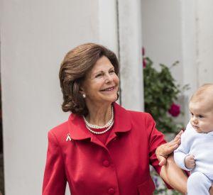 Victoria de Suède célèbre son 39ème anniversaire en famille.