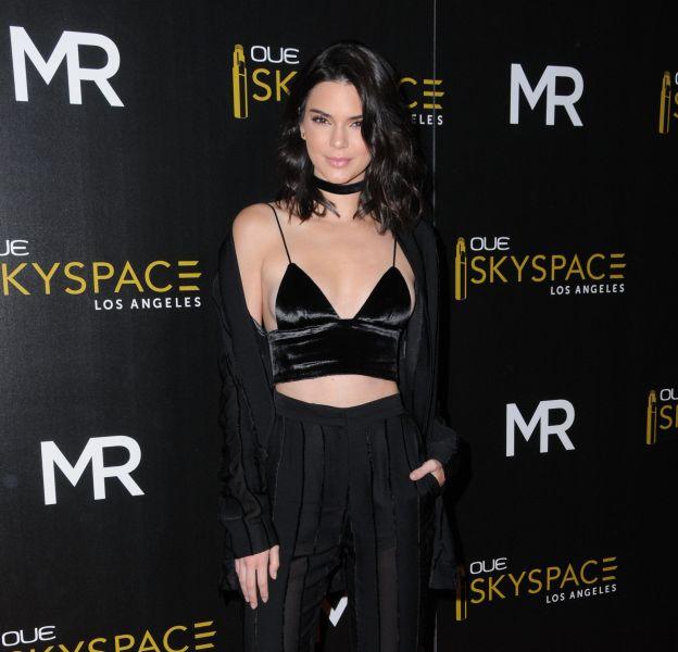 Un haut très sexy pour Kendall Jenner.