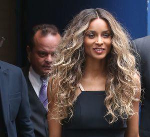 """Ciara et Russell Wilson se sont dit """"oui"""" dans un château en Angleterre."""