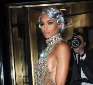 La chanteuse était aux côtés de son mari, sur le tapis rouge des ESPY Awards 2016.